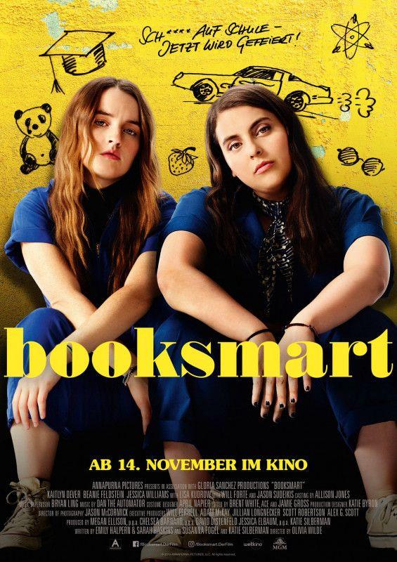 """Hier kommt der vielleicht lustigste Film des Jahres: """"Booksmart"""" ist witzig, charmant und intelligent."""