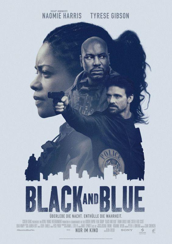 """Im Gewand eines Thrillers erzählt """"Black and Blue"""" von Polizeigewalt und Rassismus in den USA."""
