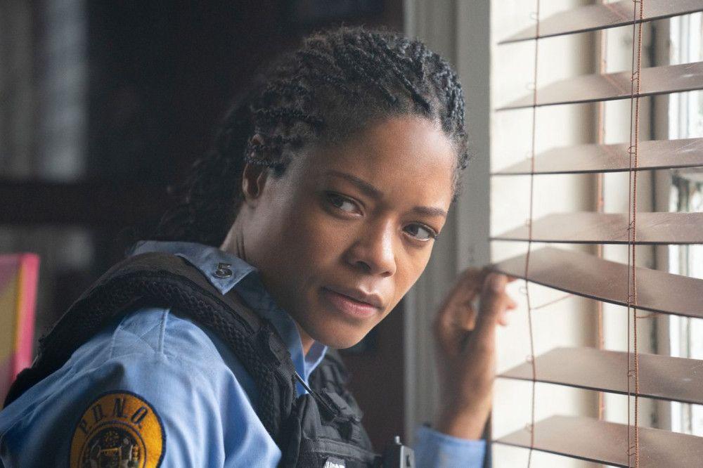 Allein inmitten von Hass und Ungerechtigkeit: Alicia West (Naomie Harris) ist am verzweifeln.