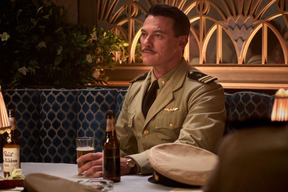 Kommandant Wade McClusky (Luke Evans) ist lange nicht sicher, ob Dick Bests Cowboy-Attitüde nicht Leben kosten könnte.