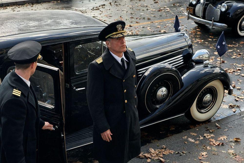 Chester Nimitz (Woody Harrelson), Admiral der US Navy, soll den Krieg im Pazifik gewinnen.