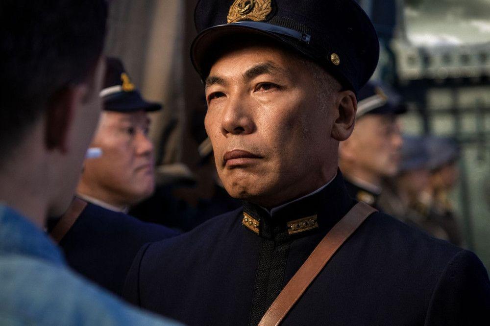 Admiral Isoroku Yamamoto (Etsushi Toyokawa) befehligt die kaiserliche Flotte.