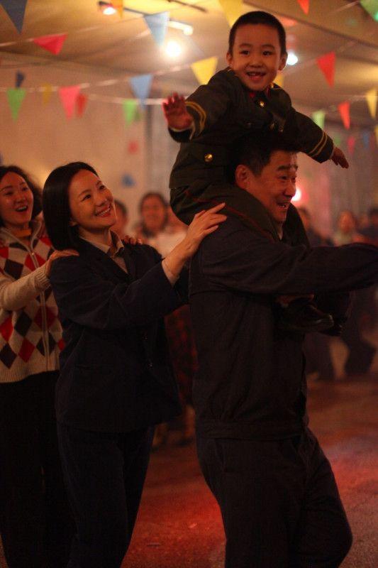 Noch lebt Xingxing, noch sind Wang Liyun (Yong Mei) und Liu Yaojun (Wang Jingchun) ein glückliches Paar.
