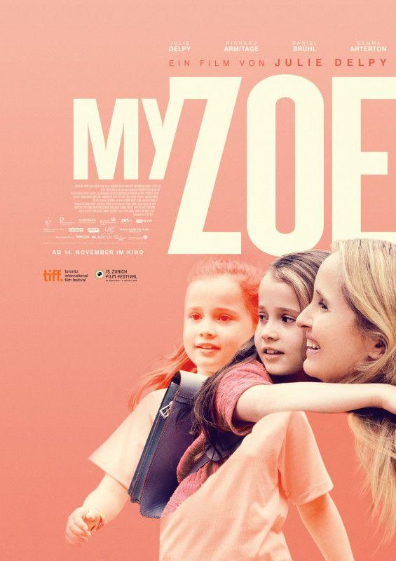 """Julie Delpys eigenwilliges Drama """"My Zoe"""" wirft provokante Fragen auf."""