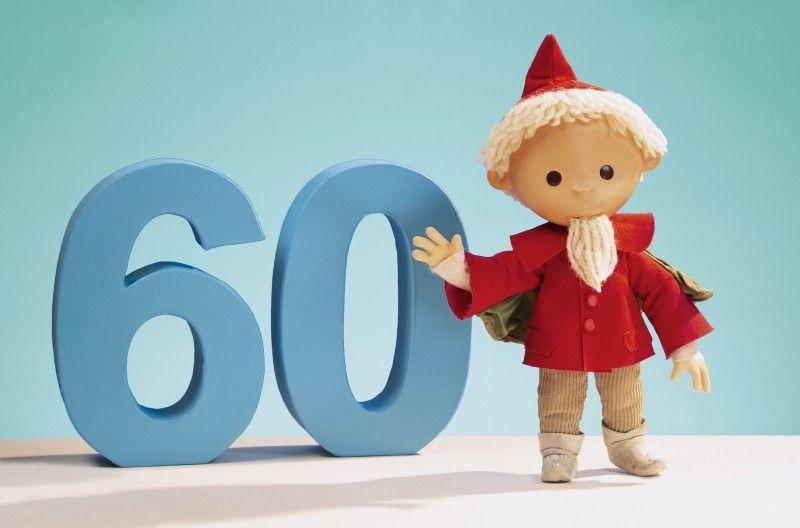 Das Sandmännchen wird 60: Am 22. November 1959 lief die Sendung erstmals im ostdeutschen Fernsehen. Wir gratulieren!