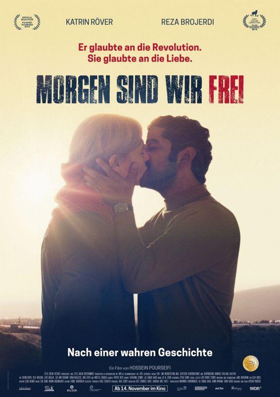 """""""Morgen sind wir frei"""" folgt einem deutsch-iranischen Ehepaar durch die Wirren der Revolution des Jahres 1979."""
