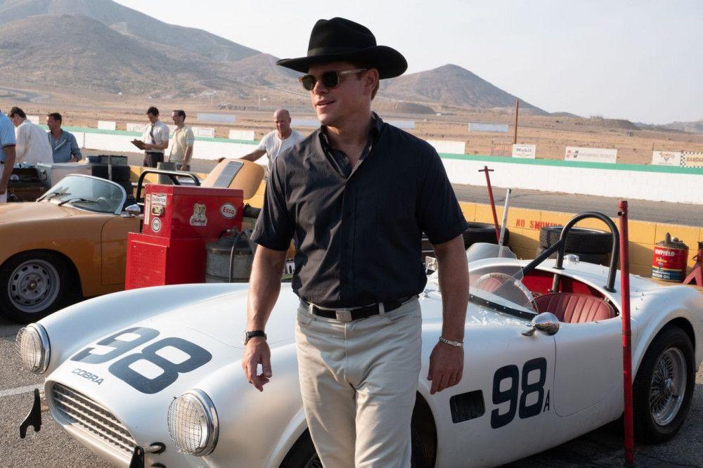 Carroll Shelby (Matt Damon) soll einen Rennwagen für Ford entwickeln, er sucht aber auch nach dem richtigen Fahrer.