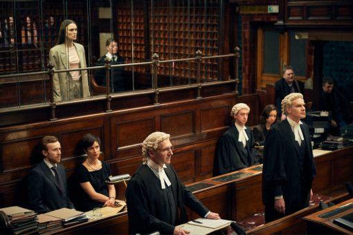 Katharine Gun (Keira Knightley) soll gegen den Official Secrets Act verstoßen haben.