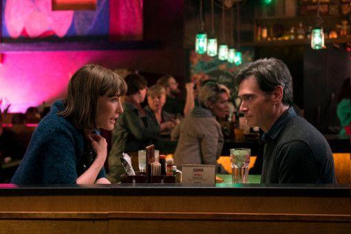 Bernadette (Cate Blanchett) und ihr Mann Elgie (Billy Crudup) haben schon seit Längerem ernsthafte Beziehungsprobleme.