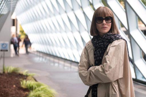 Die ehemalige Stararchitektin Bernadette Fox (Cate Blanchett) hat ihre Karriere längst hinter sich gelassen.