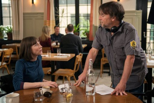 "Richard Linklater führe Regie bei ""Bernadette""."