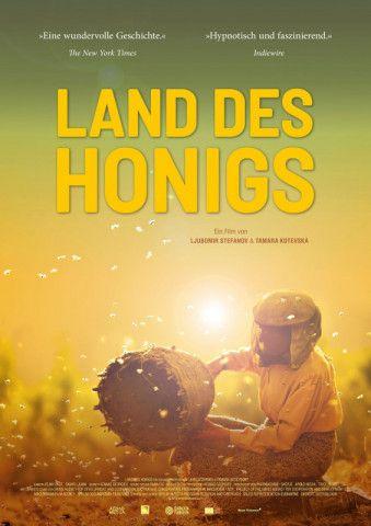 """Die gefeierte Dokumentation """"Land des Honigs"""" erzählt vom fragilen Gleichgewicht zwischen Mensch und Natur."""