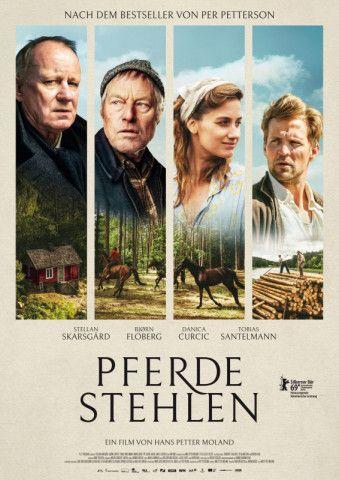 """Die Verfilmung von Per Pettersons Roman """"Pferde stehlen"""" dreht sich vor allem um die Macht von Erinnerungen und die Wirkung tragischer Ereignisse."""