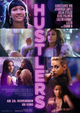 """Sozialkritik mit viel nackter Haut: """"Hustlers"""" erzählt, basierend auf einer wahren Geschichte, von New Yorker Stripperinnen, die nach der Finanzkrise von 2008 ihren ganz eigenen Weg gehen."""