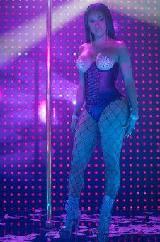 """Sängerin Cardi B hat in """"Hustlers"""" einen Gastauftritt als Stripperin Diamond."""