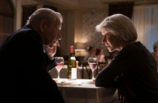 Die beiden Rentner Betty (Helen Mirren) und Roy (Ian McKellen) erleben einen zweiten Frühling - zunächst.
