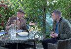 Roy Courtnay (Ian McKellen, links) mag Betty bezirzen können, ihr Enkel Stephen (Russell Tovey) fällt aber nicht auf ihn herein.