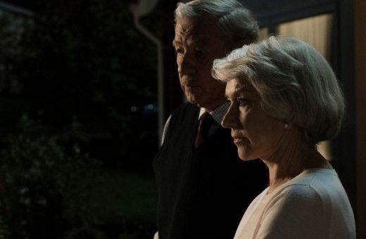 Betty (Helen Mirren) und Roy (Ian McKellen) stoßen auf Widerstände: Betty Enkel ist gegen ihre Beziehung.