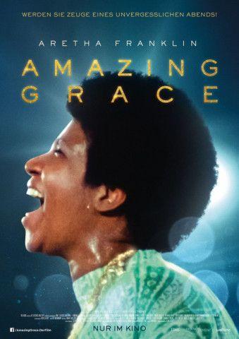 """Die """"Queen of Soul"""" preist ihren Herrn: Aretha Franklins Albumaufnahmen zu """"Amazing Grace"""" gibt es nun auch zu sehen."""