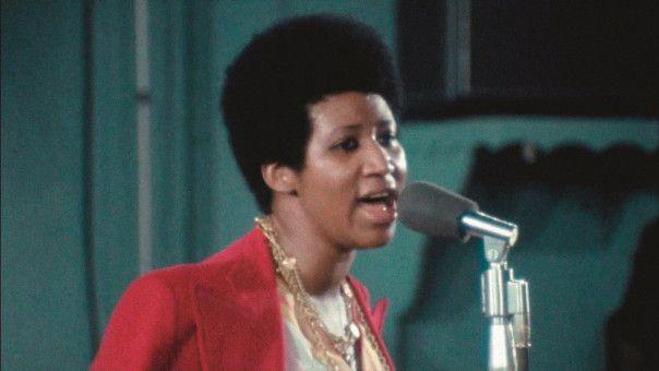 Mit 29 Jahren war Aretha Franklin 1972 noch eine junge Frau, mit fünf Grammys und elf Nummer-1-Hits allerdings schon eine der größten Sängerinnen aller Zeiten.