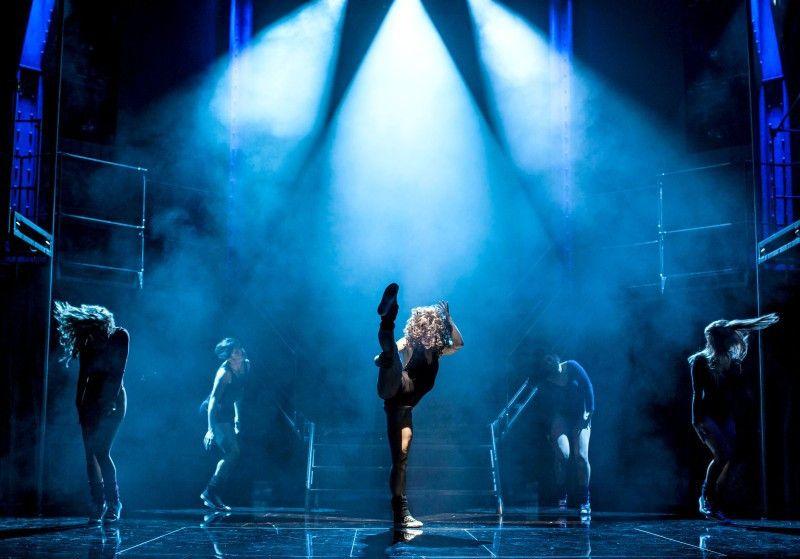 """""""Flashdance – das Musical"""" ist im Dezember in Köln."""