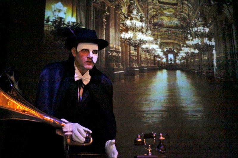 """Das Musical """"Phantom der Oper"""" startet am 3. Januar seine Deutschland-Tour."""
