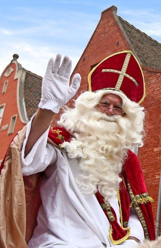 Sinterklaas kommt nach Potsdam.
