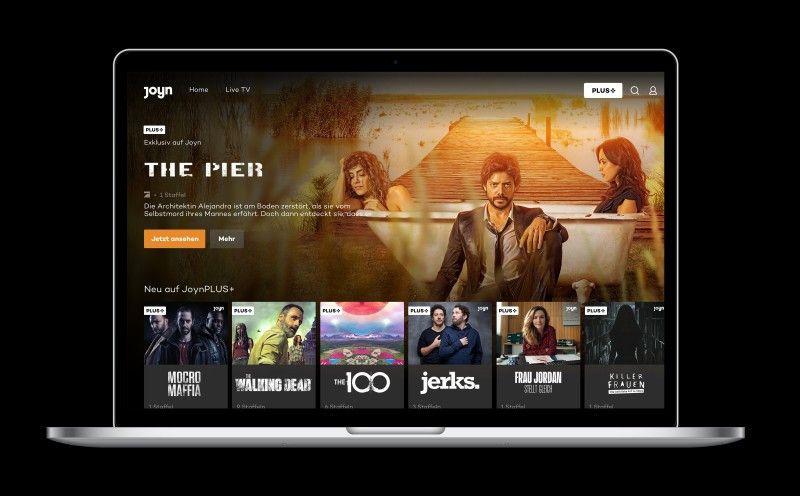 """Mit exclusiven Angeboten wie der Serie """"The Pier"""" möchte Joyn Kunden für den Premiumbereich anlocken."""