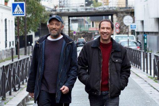 Bruno (Vincent Cassel, links) und Malik (Reda Kateb), beide für Autisten aktiv, sind zwei Helden des Alltags.