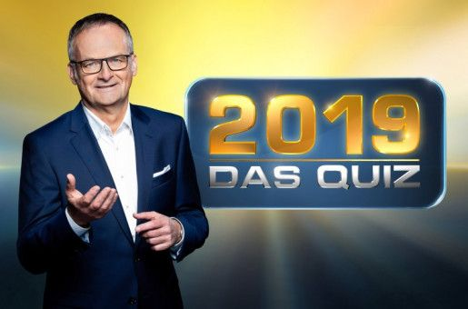 """Frank Plasberg präsentiert """"2019 – Das Quiz"""", den Jahresrückblick zum Raten und Mitspielen."""