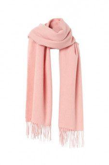 Weich: Schal, gesehen bei H&M.