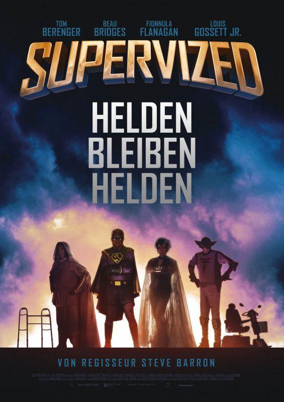 """Regisseur Steve Barron schuf mit """"Supervized"""" eine Persiflage auf Superhelden-Filme."""