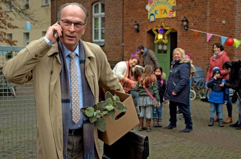 Herbert Knaup zeigt als Volkmar Stenzel Mut.