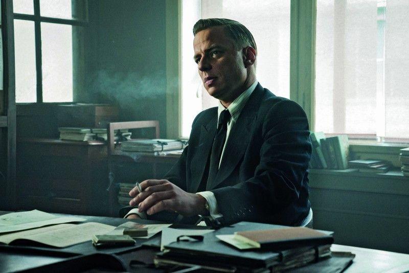 """Tom Wlaschiha ist in der Serie """"Das Boot"""" als Kriminalrat Hagen Forster zu sehen."""