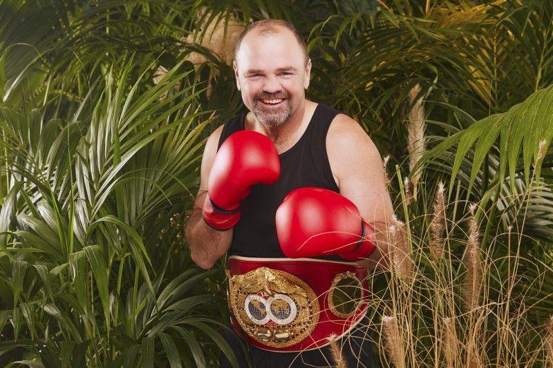 Sven Ottke (52) war der obligatorische Sportler der diesjährigen Staffel. Er boxte sich durch und wurde Zweiter.