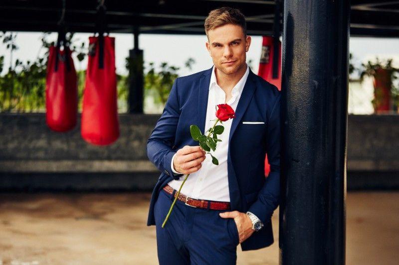 """Sebastian Preuss verteilte als """"Bachelor"""" in der zehnten Staffel der gleichnamigen RTL-Sendung die Rosen."""