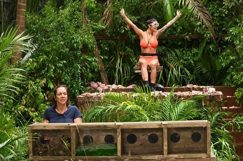 Am vierten Tag im Camp muss Elena erneut mit Danni Büchner ran – und macht eine ziemlich gute Figur.