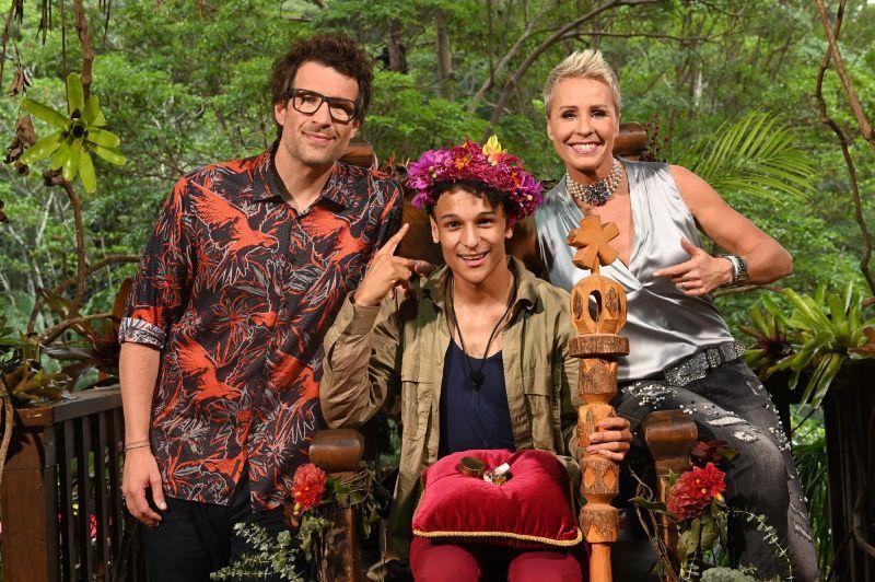 """Wer wurde in den bisherigen 14 Staffeln von """"Ich bin ein Star – Holt mich hier raus!"""" Dschungelkönig? Wir blicken in einer Bildergalerie auf die Sieger zurück."""