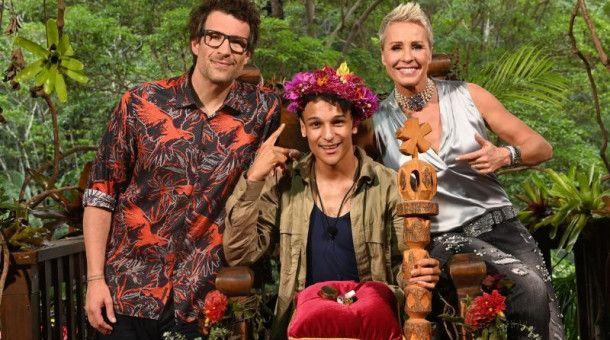 """Wer wurde in den bisherigen zwölf Staffeln von """"Ich bin ein Star – Holt mich hier raus!"""" Dschungelkönig? Wir blicken in einer Bildergalerie auf die Sieger zurück."""
