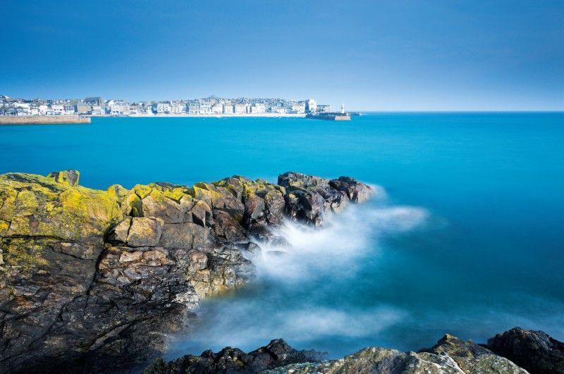 Cornwall ist bei Touristen beliebt. Insbesondere bei Fans von Rosamunde Pilcher.