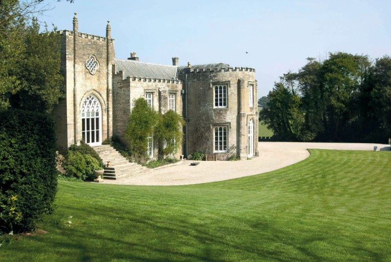 Prideaux Place bei Padstow