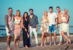 """Wir stellen die vier Paare vor, die in der zweiten Staffel von """"Temptation Island"""" 2020 ihre Beziehung auf die Probe stellen."""
