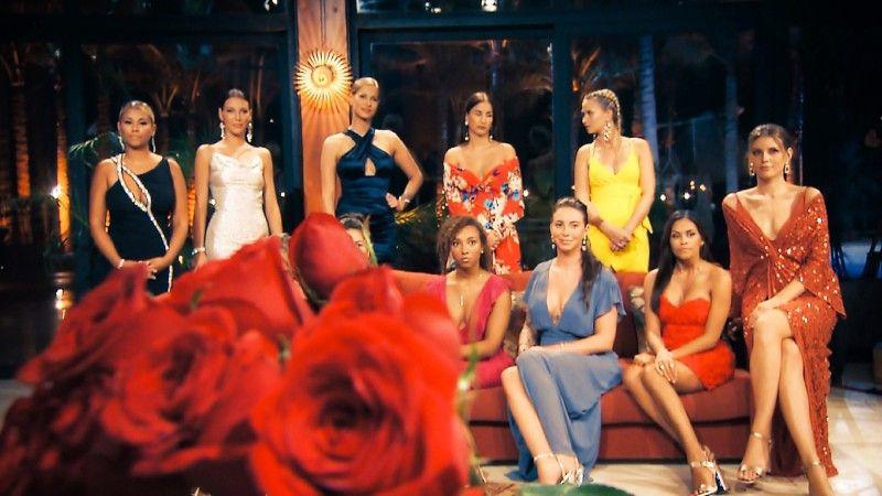 Nicht jede dieser Frauen wird eine Rose bekommen.