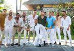 """Vergebene Frauen anbaggern? Für diese zwölf Männer kein Problem. Sie sind die Verführer bei """"Temptation Island""""."""