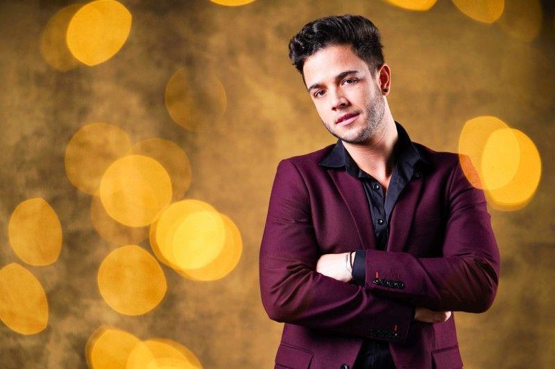 """<b>Platz 3:</b> Sänger Luca Hänni, dessen Karriere einst in der RTL-Sendung """"DSDS"""" begann, kehrte zurück zum Sender. Diesmal als Tänzer."""