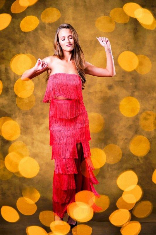 """""""Ich glaube, ich tanze seitdem ich sieben bin"""", sagt sie. Laura Müller wünschte sich Christian Polanc als Tanzpartner. Muss der Wendler etwa eifersüchtig sein? """"Um Gottes Willen. Mein Herz schlägt nur für Micha."""""""
