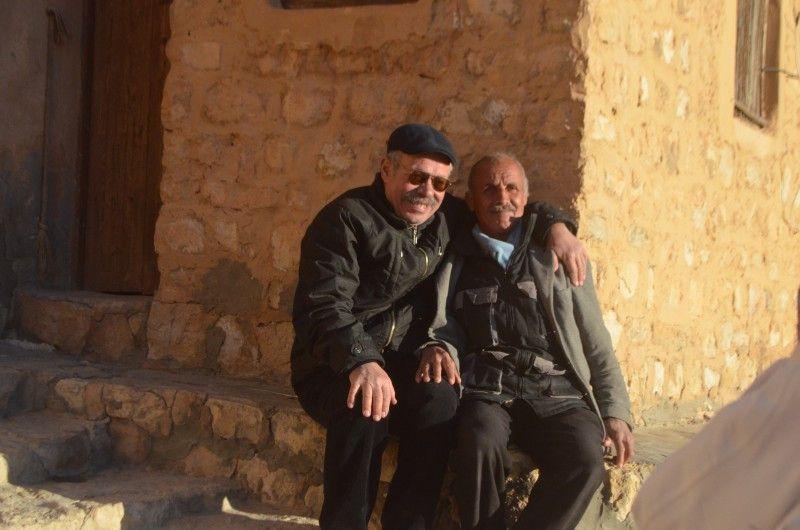 Der Zahnarzt Dr. Habib Belhedi engagiert sich für die Berber in Chenini.