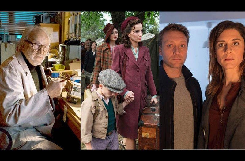 Zur Primetime konnten die Zuschauer über drei verschiedene Spielfilme abstimmen.