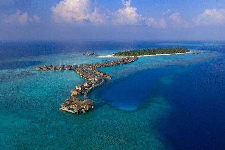 Traumurlaub im Blick: Vakkaru Maldives zählt zu den Resorts der Inselgruppe, die gehobene Ansprüche befriedigen will.