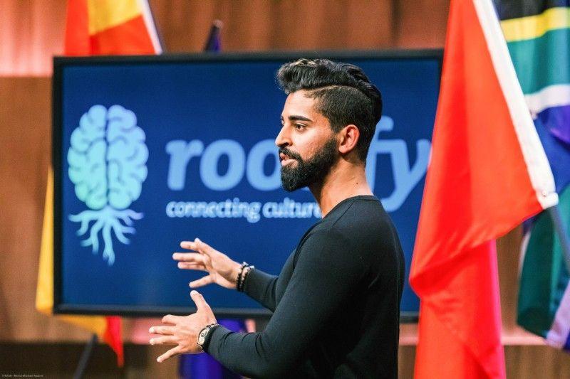 """<b>Folge 1:</b> Ehsan Allahyar Parsa möchte mit seiner App """"Rootify"""" das Erlernen von Fremdsprachen erleichtern, indem er den Schwerpunkt auf Wörter mit den gleichen Wurzeln legt. Allerdings steckt er bei der Entwicklung noch in der Frühphase."""